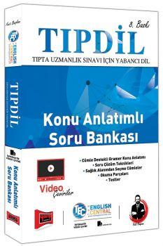 Yargı Yayınları TIPDİL Konu Anlatımlı Soru Bankası 8. Baskı
