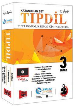 Yargı Yayınları TIPDİL Kazandıran Set 3 Kitap 8. Baskı