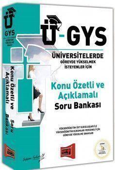 Yargı Yayınları Ü GYS Konu Özetli Açıklamalı Soru Bankası