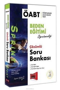 Yargı Yayınları ÖABT SPRINT Beden Eğitimi Öğretmenliği Çözümlü Soru Bankası