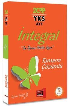 Yargı Yayınları AYT İntegral Tamamı Çözümlü Soru Bankası