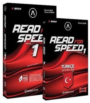 Yargı Yayınları Read For Speed Volume 8. Baskı
