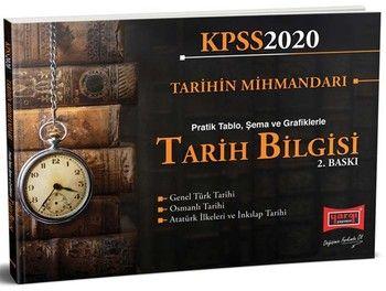 Yargı Yayınları 2020 KPSS Tarihin Mihmandarı Tarih Bilgisi