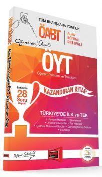 Yargı Yayınları KPSS ÖABT Alan Eğitimi Destekli ÖYT Öğretim Yöntem ve Teknikleri Kazandıran Kitap