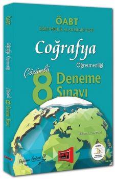 Yargı Yayınları ÖABT Coğrafya Öğretmenliği Çözümlü 8 Deneme Sınavı