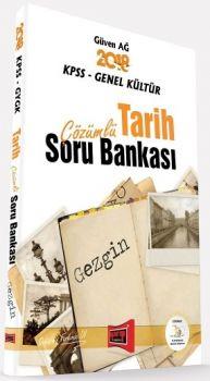 Yargı Yayınları 2018 KPSS Genel Kültür Gezgin Tarih Çözümlü Soru Bankası