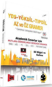 Yargı Yayınları YDS YÖKDİL TIPDİL Altın Seri Az ve Öz Gramer 3. Baskı