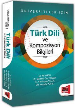 Yargı Yayınları Üniversiteler İçin Türk Dili ve Kompozisyon Bilgileri