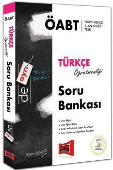 Yargı Yayınları ÖABT DE AYRI Türkçe Öğretmenliği Soru Bankası