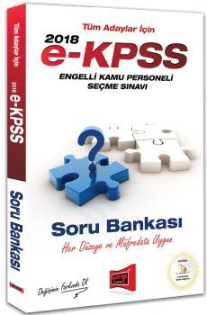 Yargı Yayınları 2018 E KPSS Tüm Adaylar İçin Soru Bankası