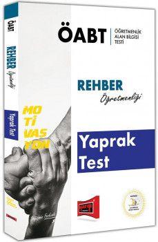 Yargı Yayınları ÖABT MOTİVASYON Rehber Öğretmenliği Yaprak Test