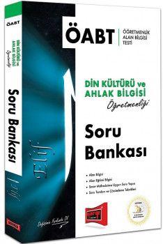 Yargı Yayınları ÖABT ELİF Din Kültürü ve Ahlak Bilgisi Öğretmenliği Soru Bankası