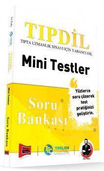 Yargı Yayınları TIPDİL Mini Testler Soru Bankası