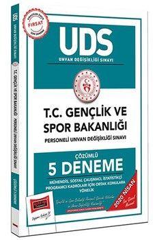 Yargı Yayınları 2020 UDS T.C. Gençlik ve Spor Bakanlığı Mühendis Sosyal Çalışmacı İstatistikçi Program Kadroları İçin Ortak Konu