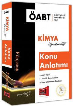 Yargı Yayınları ÖABT FİLOJİSTON Kimya Öğretmenliği Konu Anlatımı