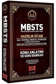 Yargı Yayınları MBSTS Konu Anlatımı ve Soru Bankası Hazırlık Kitabı