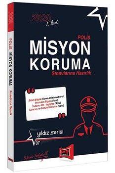 Yargı Yayınları 2020 Polis Misyon Koruma Sınavlarına Hazırlık Kitabı 2. Baskı