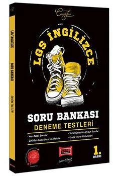 Yargı Yayınları 8. Sınıf LGS İngilizce Soru Bankası Deneme Testleri