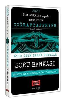 Yargı Yayınları 2020 Tüm Adaylar İçin CoğrafyaPerver Soru Bankası