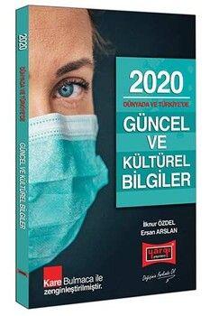 Yargı Yayınları 2020 Dünyada ve Türkiyede Güncel ve Kültürel Bilgiler