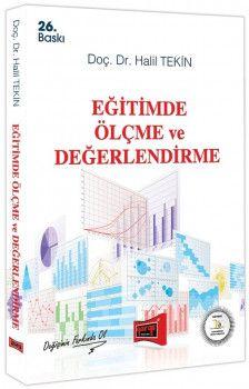 Yargı Yayınları Eğitimde Ölçme ve Değerlendirme 26. Baskı