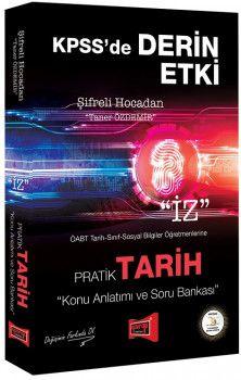 Yargı Yayınları KPSS Şifreli Hocadan Pratik Tarih Konu Anlatımı ve Soru Bankası