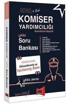 Yargı Yayınları 2020 Komiser Yardımcılığı Sınavlarına Hazırlık Soru Bankası 8. Baskı