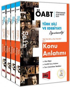 Yargı Yayınları ÖABT ŞAİR Türk Dili ve Edebiyatı Öğretmenliği Konu Anlatımı Modüler Set
