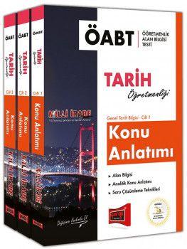 Yargı Yayınları ÖABT MİLLİ İRADE Tarih Öğretmenliği Konu Anlatımı Modüler Set