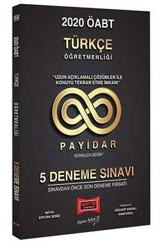 Yargı Yayınları 2020 ÖABT Türkçe Öğretmenliği Payidar Tamamı Çözümlü 5 Deneme Sınavı