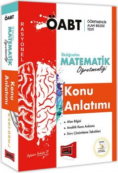 Yargı Yayınları ÖABT RASYONEL İlköğretim Matematik Öğretmenliği Konu Anlatımı