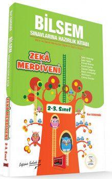 Yargı Yayınları 2. ve 3. Sınıf Zeka Merdiveni BİLSEM Sınavlarına Hazırlık Kitabı