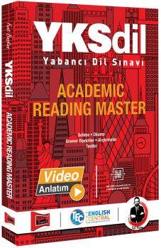 Yargı Yayınları YKSDİL Akademic Reading Master