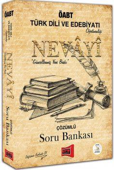 Yargı Yayınları ÖABT NEVAYİ Türk Dili ve Edebiyatı Öğretmenliği Çözümlü Soru Bankası