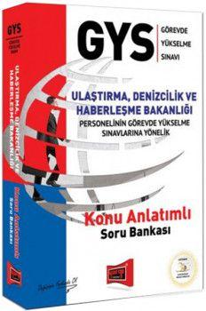 Yargı Yayınları GYS Ulaştırma Denizcilik ve Haberleşme Bakanlığı Konu Anlatımlı Soru Bankası