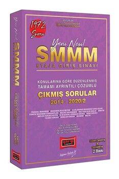 Yargı Yayınları 2020 SMMM Staja Giriş Sınavı Konularına Göre Düzenlenmiş Tamamı Ayrıntılı Çözümlü Çıkmış Sorular 2. Baskı