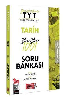 Yargı Yayınları 2021 TYT Tarih 1001 Soru Bankası
