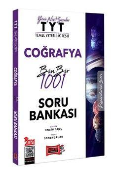Yargı Yayınları 2021 TYT Coğrafya 1001 Soru Bankası