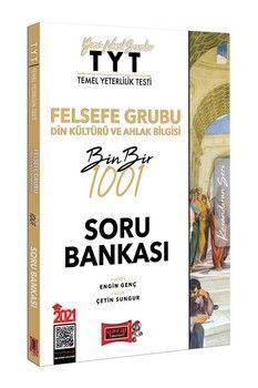 Yargı Yayınları 2021 TYT Felsefe Grubu Din Kültürü ve Ahlak Bilgisi 1001 Soru Bankası