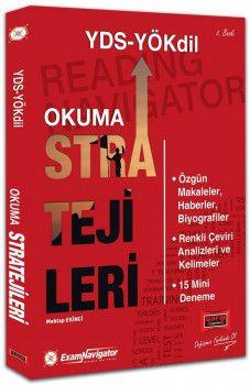 Yargı Yayınları YDS YÖKDİL Okuma Stratejileri