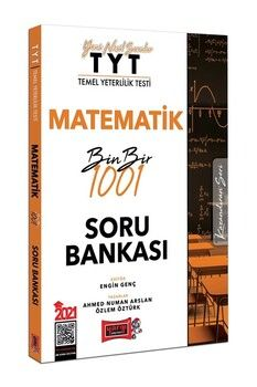 Yargı Yayınları TYT Matematik 1001 Soru Bankası