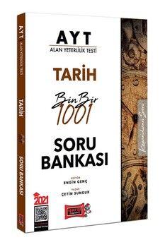 Yargı Yayınları AYT Tarih 1001 Soru Bankası