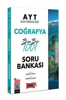 Yargı Yayınları AYT Coğrafya 1001 Soru Bankası