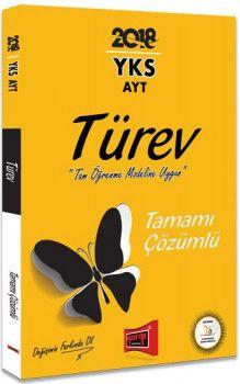 Yargı Yayınları YKS AYT Türev Tamamı Çözümlü Soru Bankası