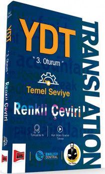 Yargı Yayınları YKS YDT Translation Temel Seviye Renkli Çeviri