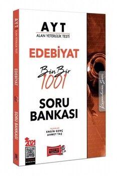 Yargı Yayınları 2021 AYT Edebiyat 1001 Soru Bankası