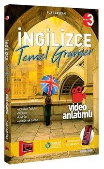 Yargı Yayınları İngilizce Temel Gramer Video Anlatımlı