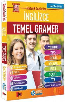 Yargı Yayınları Akademik Sınavlar İçin İngilizce Temel Gramer