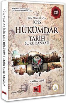Yargı Yayınları KPSS Hükümdar Tüm Adaylar İçin Tarih Soru Bankası
