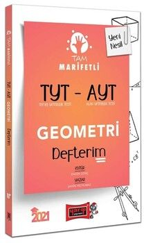 Yargı Yayınları TYT AYT Geometri Tam Marifetli Defterim